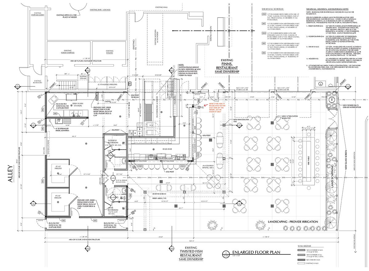 blueprint home design blueprint samples stricker engineering 10770
